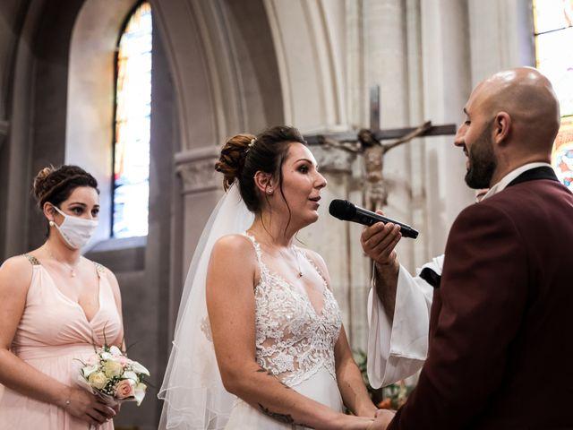 Le mariage de Bruno et Lucie à Santeny, Val-de-Marne 28