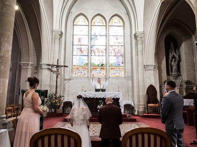 Le mariage de Bruno et Lucie à Santeny, Val-de-Marne 29