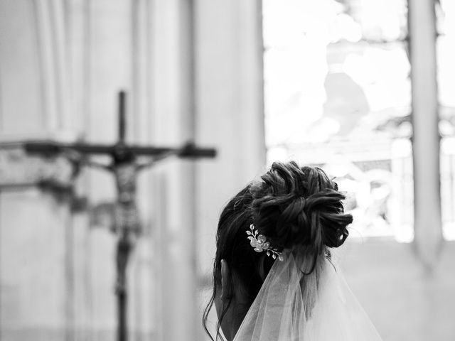 Le mariage de Bruno et Lucie à Santeny, Val-de-Marne 30