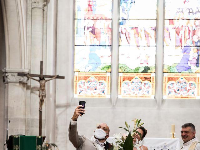 Le mariage de Bruno et Lucie à Santeny, Val-de-Marne 37
