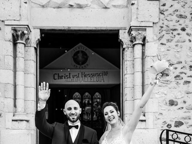 Le mariage de Bruno et Lucie à Santeny, Val-de-Marne 39