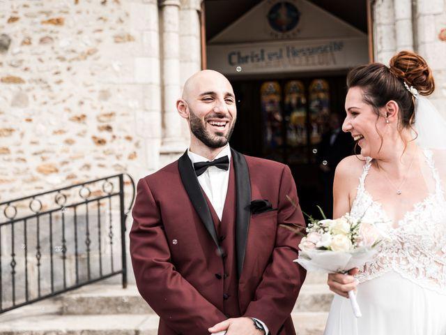 Le mariage de Bruno et Lucie à Santeny, Val-de-Marne 40