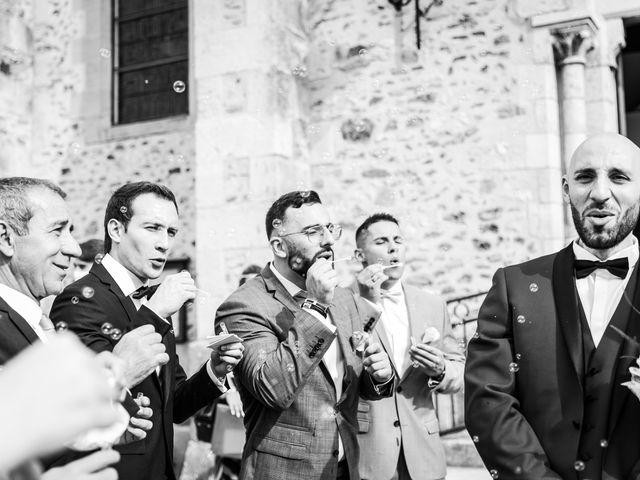 Le mariage de Bruno et Lucie à Santeny, Val-de-Marne 41