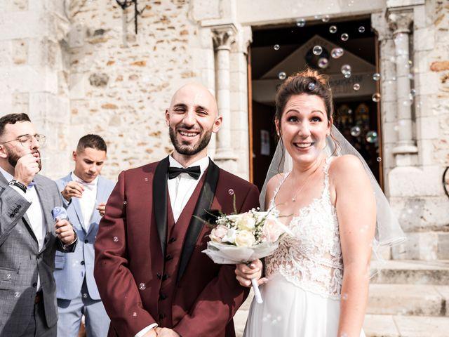 Le mariage de Bruno et Lucie à Santeny, Val-de-Marne 42