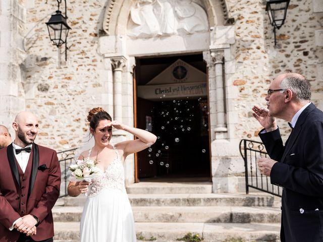 Le mariage de Bruno et Lucie à Santeny, Val-de-Marne 43