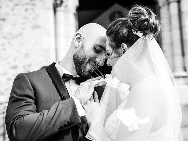Le mariage de Bruno et Lucie à Santeny, Val-de-Marne 45