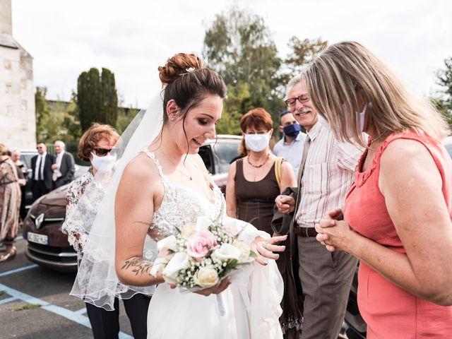 Le mariage de Bruno et Lucie à Santeny, Val-de-Marne 46