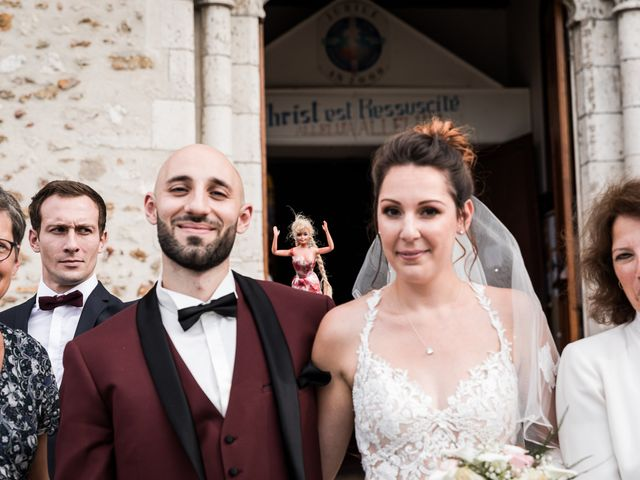 Le mariage de Bruno et Lucie à Santeny, Val-de-Marne 47