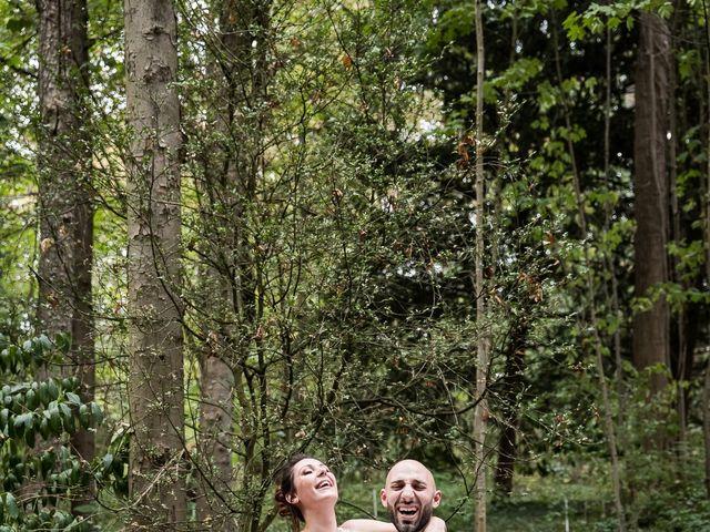 Le mariage de Bruno et Lucie à Santeny, Val-de-Marne 61