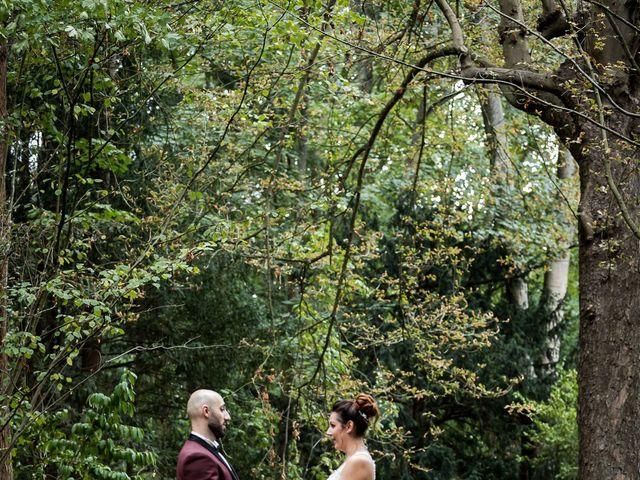 Le mariage de Bruno et Lucie à Santeny, Val-de-Marne 64
