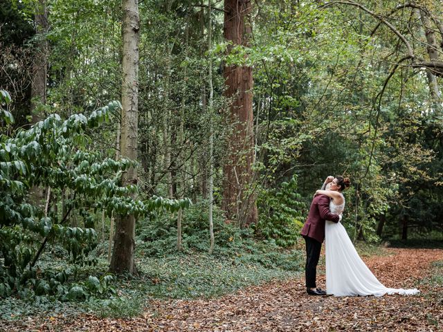 Le mariage de Bruno et Lucie à Santeny, Val-de-Marne 66