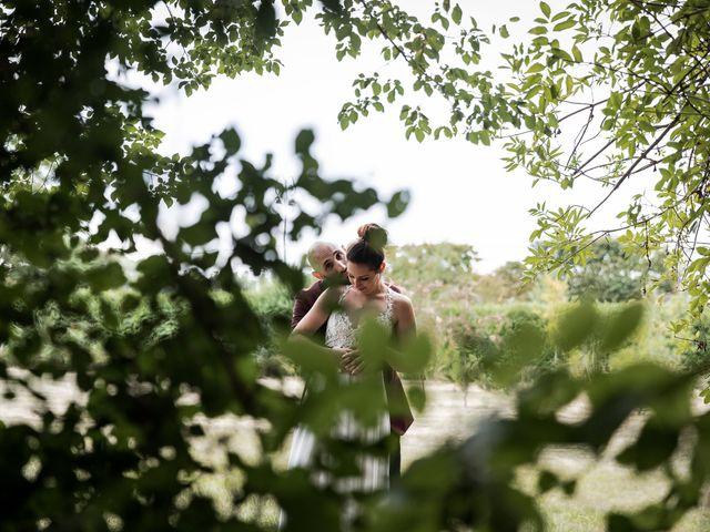 Le mariage de Bruno et Lucie à Santeny, Val-de-Marne 71