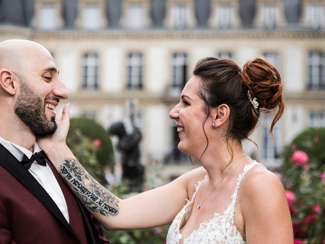 Le mariage de Bruno et Lucie à Santeny, Val-de-Marne 72