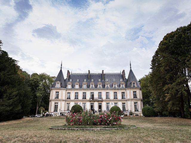 Le mariage de Bruno et Lucie à Santeny, Val-de-Marne 73