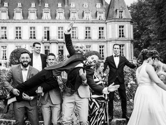 Le mariage de Bruno et Lucie à Santeny, Val-de-Marne 76