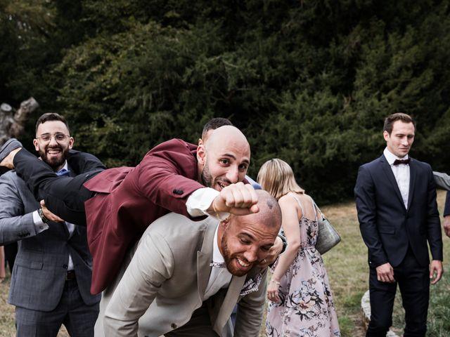 Le mariage de Bruno et Lucie à Santeny, Val-de-Marne 79