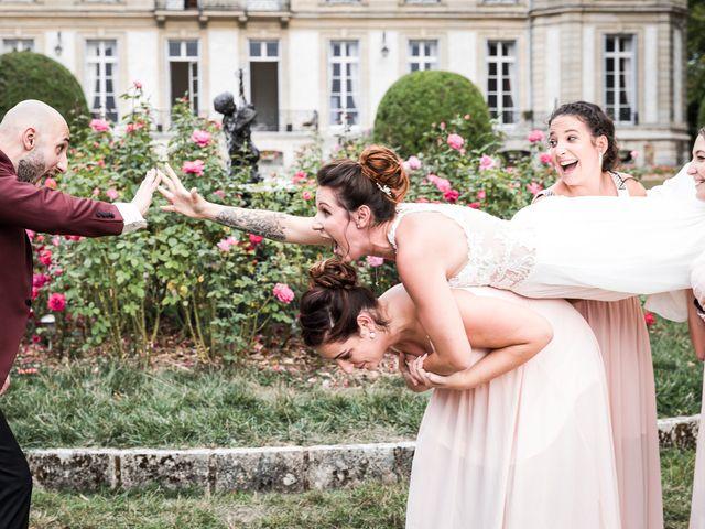 Le mariage de Bruno et Lucie à Santeny, Val-de-Marne 81