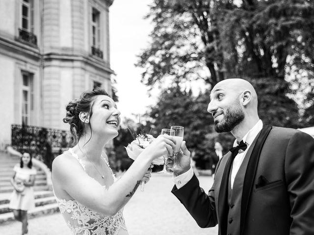 Le mariage de Bruno et Lucie à Santeny, Val-de-Marne 82