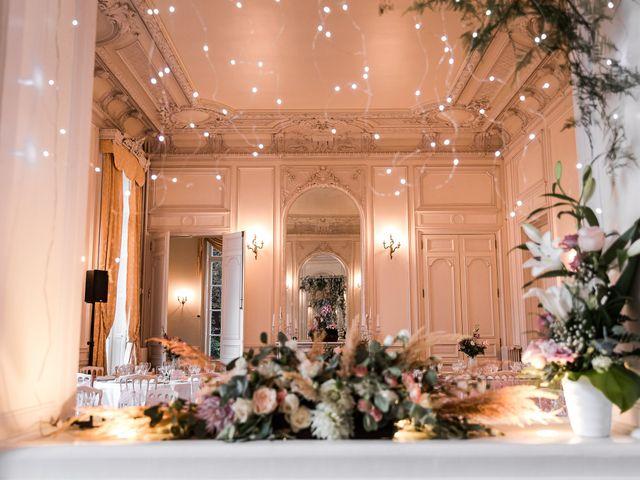 Le mariage de Bruno et Lucie à Santeny, Val-de-Marne 90