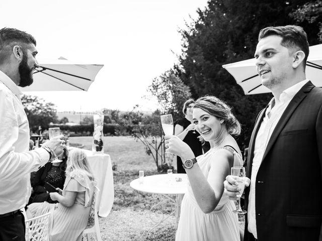 Le mariage de Bruno et Lucie à Santeny, Val-de-Marne 109