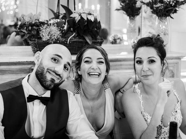 Le mariage de Bruno et Lucie à Santeny, Val-de-Marne 127