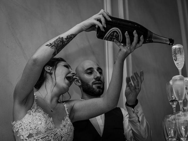 Le mariage de Bruno et Lucie à Santeny, Val-de-Marne 152