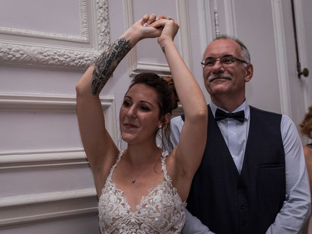 Le mariage de Bruno et Lucie à Santeny, Val-de-Marne 163