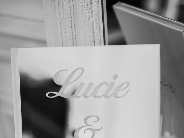 Le mariage de Bruno et Lucie à Santeny, Val-de-Marne 187