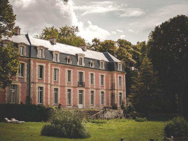 Le mariage de Thomas et Eleonore à Seraincourt, Val-d'Oise 17