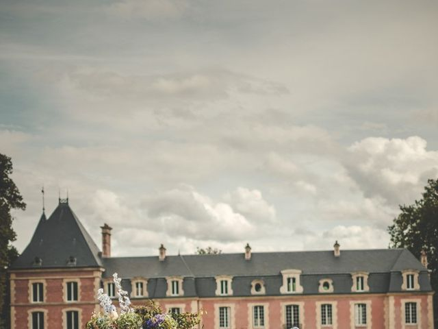 Le mariage de Thomas et Eleonore à Seraincourt, Val-d'Oise 18