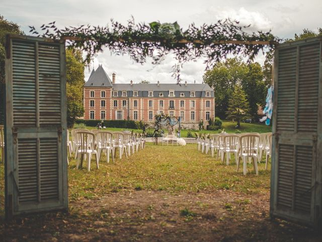 Le mariage de Thomas et Eleonore à Seraincourt, Val-d'Oise 21
