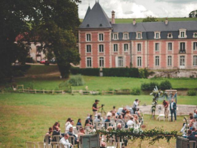 Le mariage de Thomas et Eleonore à Seraincourt, Val-d'Oise 25