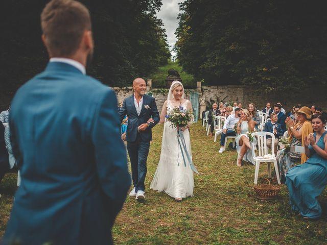 Le mariage de Thomas et Eleonore à Seraincourt, Val-d'Oise 27