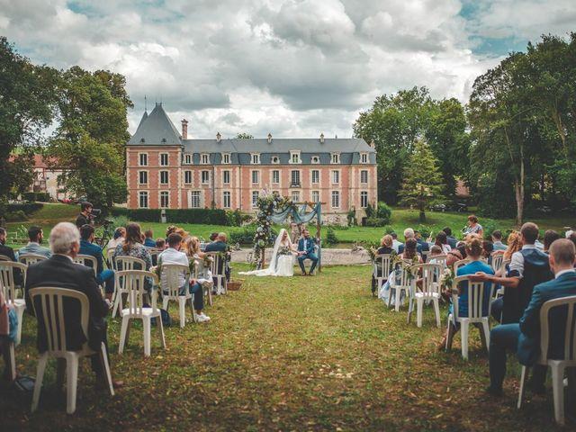 Le mariage de Thomas et Eleonore à Seraincourt, Val-d'Oise 29