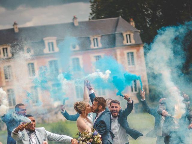 Le mariage de Thomas et Eleonore à Seraincourt, Val-d'Oise 2