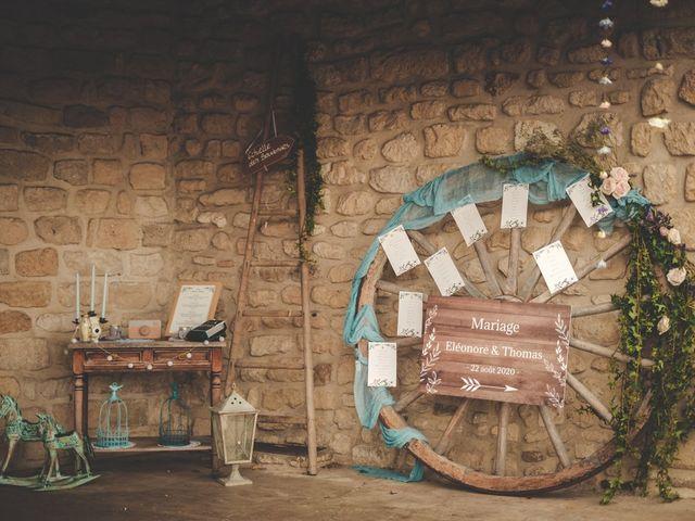 Le mariage de Thomas et Eleonore à Seraincourt, Val-d'Oise 37
