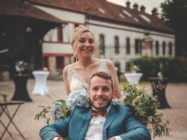 Le mariage de Thomas et Eleonore à Seraincourt, Val-d'Oise 46