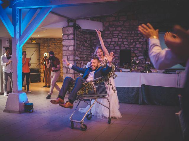 Le mariage de Thomas et Eleonore à Seraincourt, Val-d'Oise 47