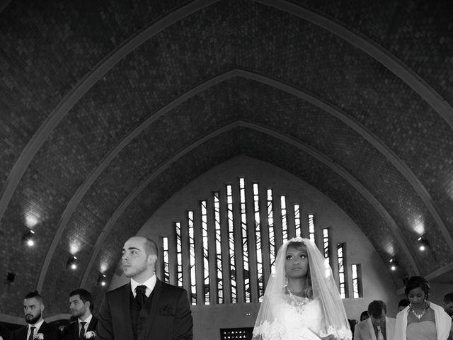 Le mariage de Warren et Cynthia à Goussainville, Val-d'Oise 7