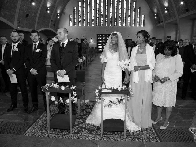 Le mariage de Warren et Cynthia à Goussainville, Val-d'Oise 9