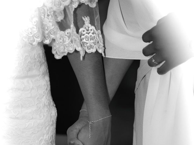 Le mariage de Warren et Cynthia à Goussainville, Val-d'Oise 10