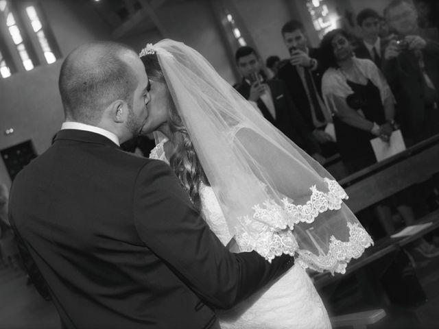 Le mariage de Warren et Cynthia à Goussainville, Val-d'Oise 11