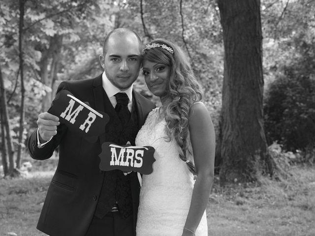 Le mariage de Warren et Cynthia à Goussainville, Val-d'Oise 12