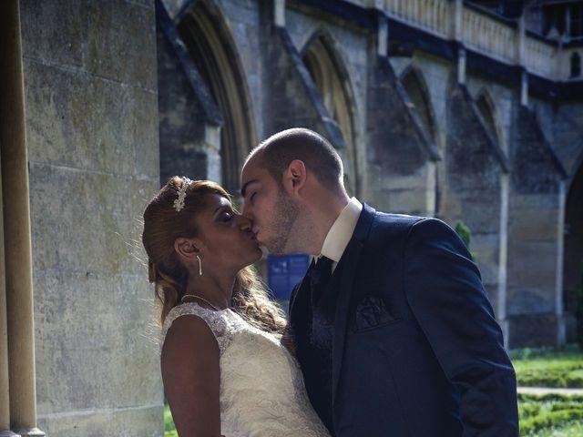 Le mariage de Warren et Cynthia à Goussainville, Val-d'Oise 16