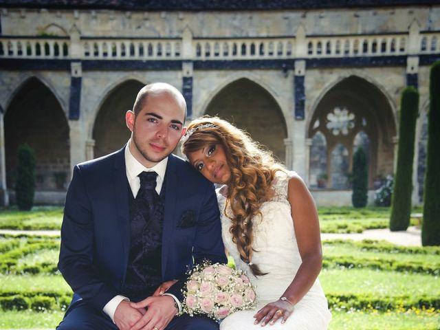 Le mariage de Warren et Cynthia à Goussainville, Val-d'Oise 17