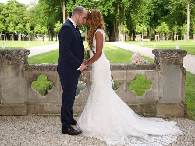 Le mariage de Warren et Cynthia à Goussainville, Val-d'Oise 18