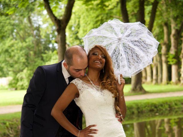 Le mariage de Warren et Cynthia à Goussainville, Val-d'Oise 21
