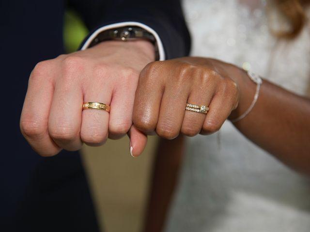 Le mariage de Warren et Cynthia à Goussainville, Val-d'Oise 22