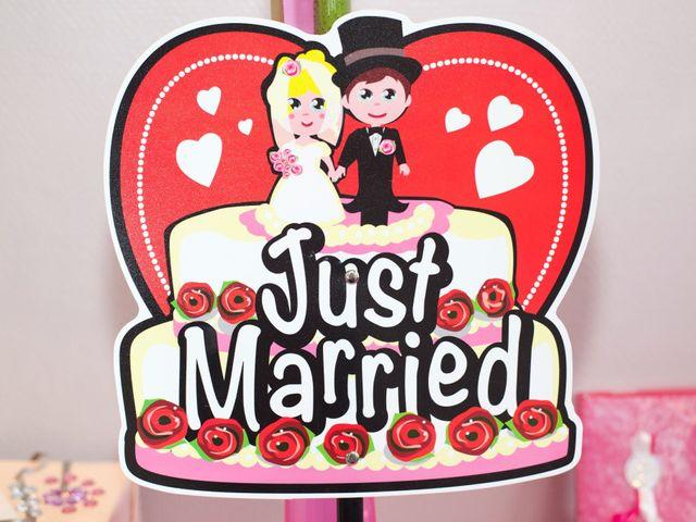 Le mariage de Warren et Cynthia à Goussainville, Val-d'Oise 23