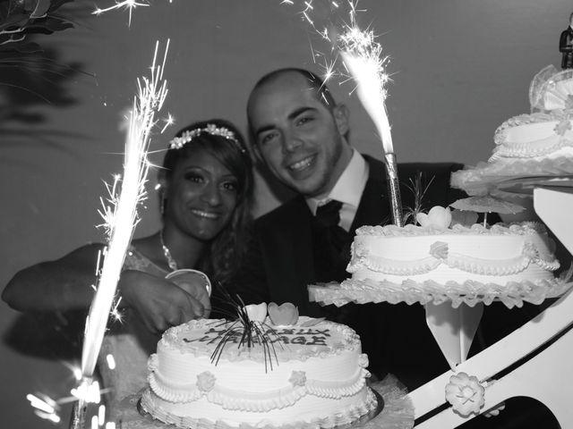 Le mariage de Warren et Cynthia à Goussainville, Val-d'Oise 32